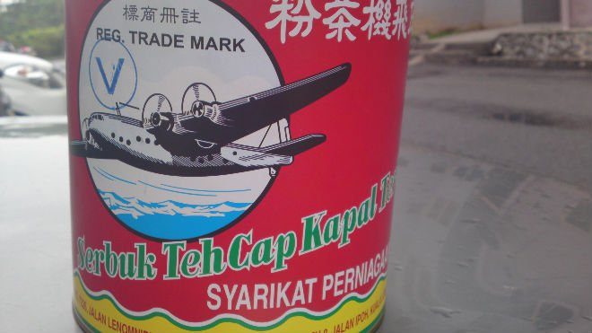 Cap Kapal Terbang