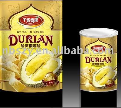 VF crispy durian