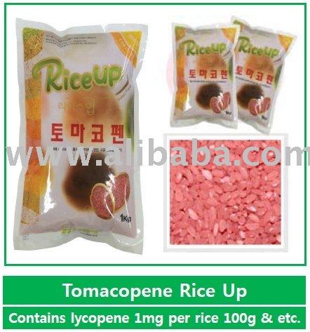 Toma-copene Rice-Up(Contains fresh tomato)