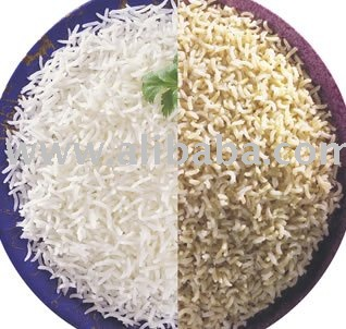 All  Types  of  Rice
