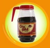 Premium Quality City Gold Tea Pet Jar(500 GMS)