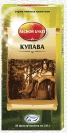 "Tea beverage ""Kupava"""