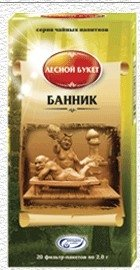 "Tea beverage ""Bannik"""