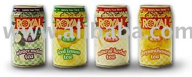 Royal Ice Lemon Tea