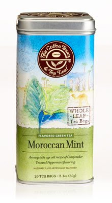 moroccan mint green tea weight loss