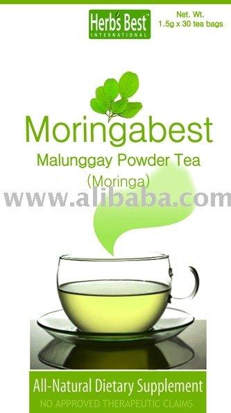Moringabest Malunggay Powder Tea (Moringa)