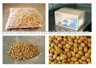 frozen chestnut kernel (IQF)