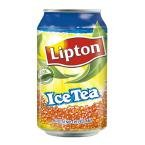 Lipton Ice Tea cans