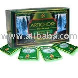 premium artichoke tea bag 2gr
