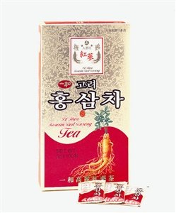 IL HWA KOREAN RED GINSENG TEA