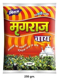 MRUGRAJ TEA 250 Gm. (Pouch)