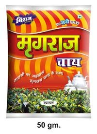 MRUGRAJ TEA 50 Gm. (Pouch)