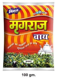 MRUGRAJ TEA 100 Gm. (Pouch)