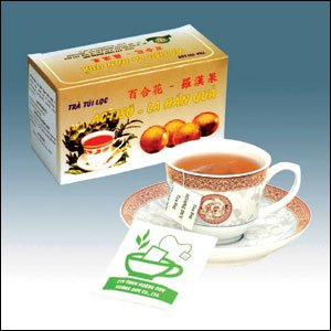 Artichoke Lohanguo Tea Bag