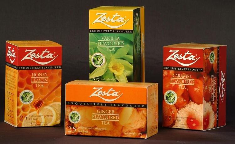 Zesta New Age Tea