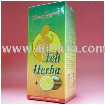Orang Kampung Herbal Tea   Citrus