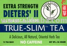 Extra Strength Dieters' II True-Slim Tea