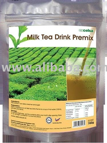 Milk Tea Drink Premix