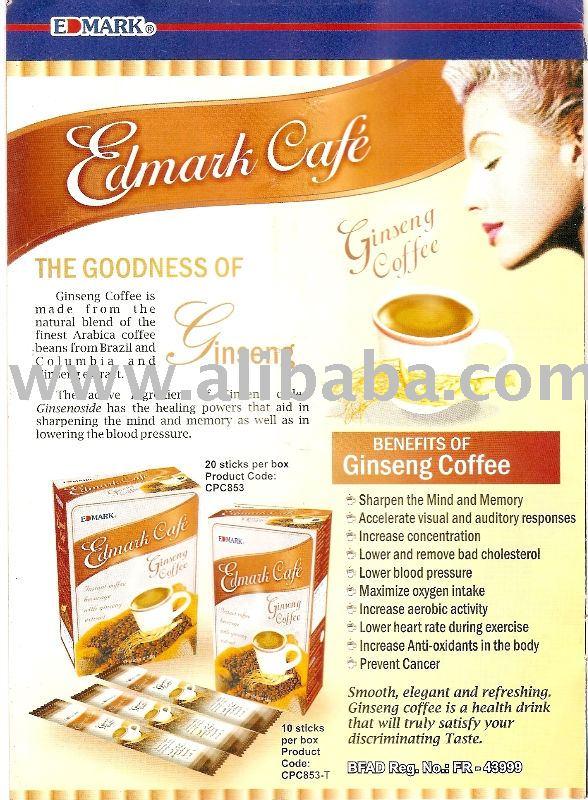 Ginseng Coffe