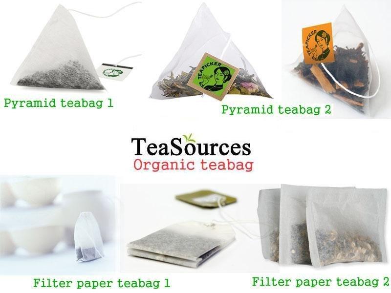 Organic Tea Bags Supplier