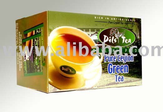 Dils Tea, Tea Packs