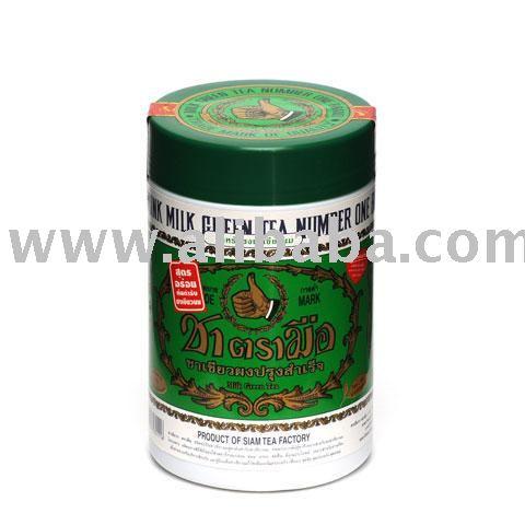 Milk Green Tea (Can)