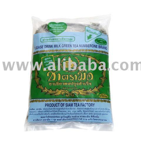 Milk Green Tea (Bag)