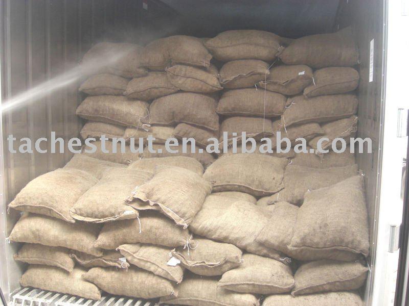25KG gunny bag fresh chestnut