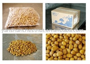 frozen C-Grade chestnut kernel (IQF)