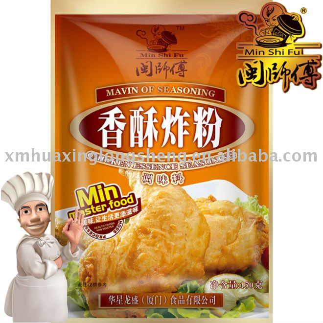 150g Frying Dressing Crispy | fried chicken powder