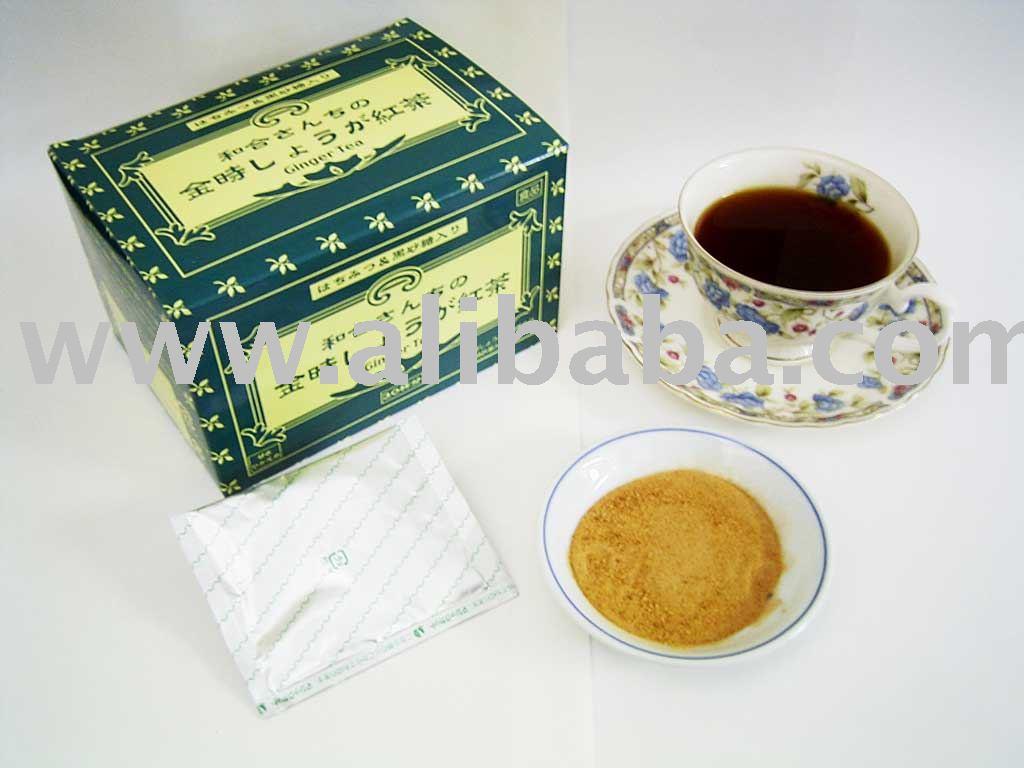Kintoki Ginger Tea