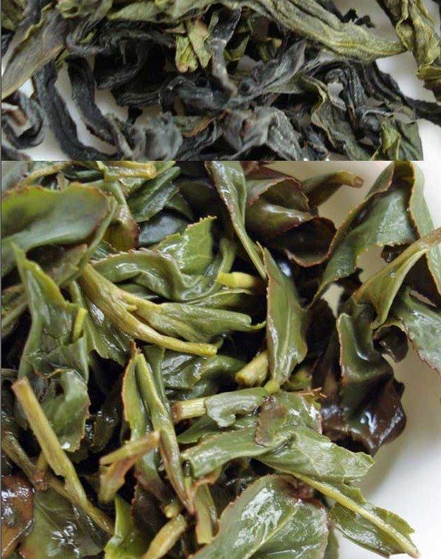 2009 Spring Bao Zhong Ping Lin Oolong tea