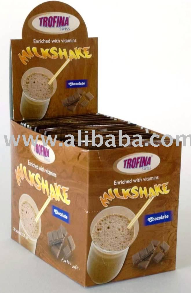 Trofina Milk Shake Powder