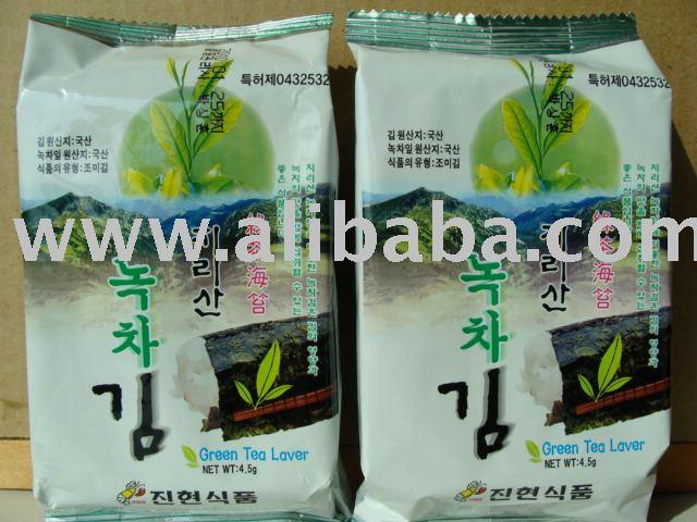 seaweed laver 5g(seasoned & roasted)