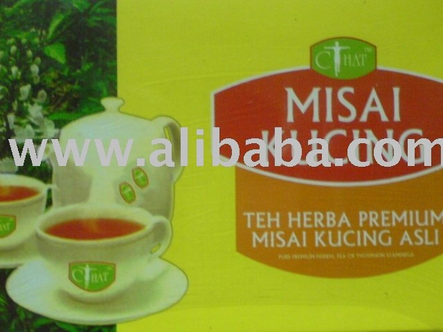 Misai Kucing (Java Tea) Tea.