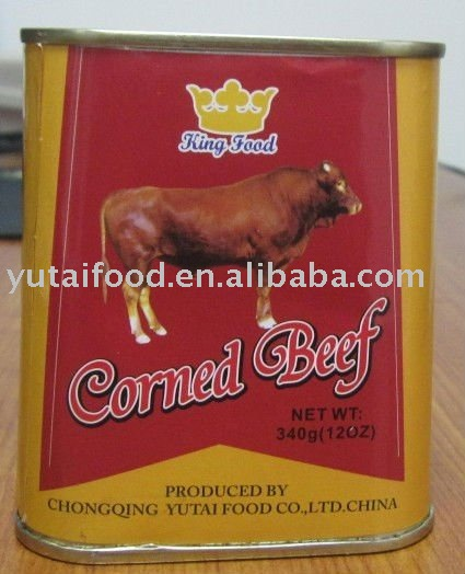 Canned Food: Corned Beef