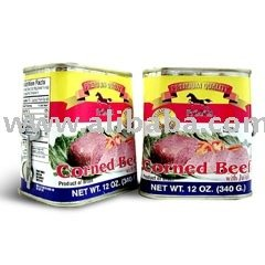 Halal Canned Corned Beef-Top Quality