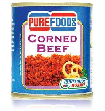 Purefoods Corned Beef (Halal)