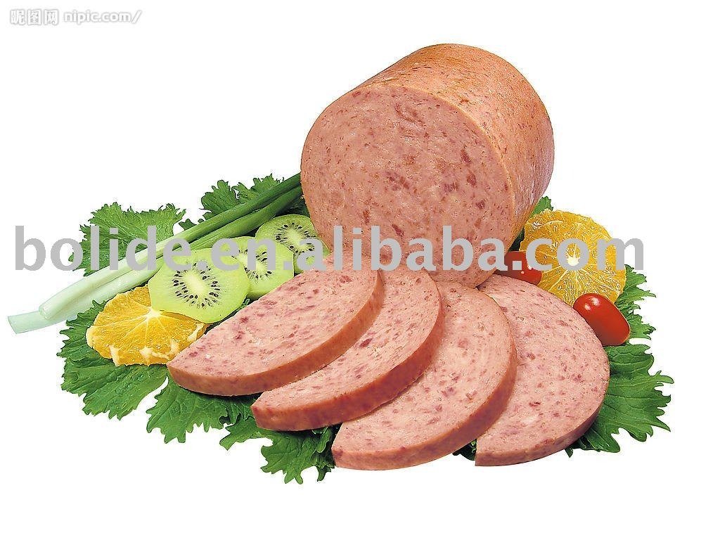 397g canned beef luncheon meat