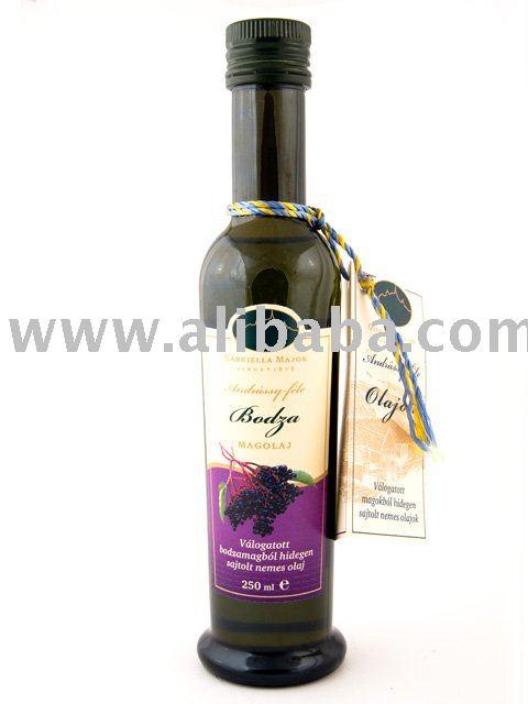 Elderberry seed oil
