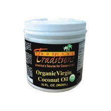 Tropical Traditions Virgin Coconut Oil 16 oz Liquid