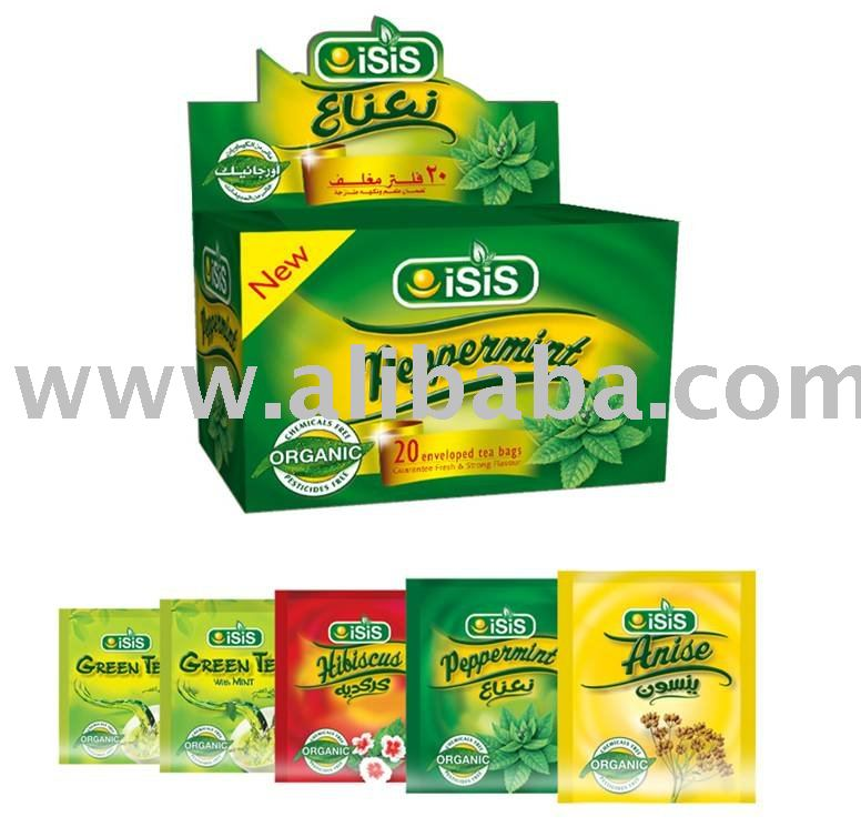 Isis Organic Herbal Tea