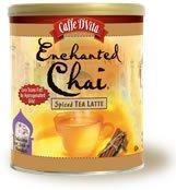 Caffe D Vita Enchanted  Chai   Spiced   Tea  Latte