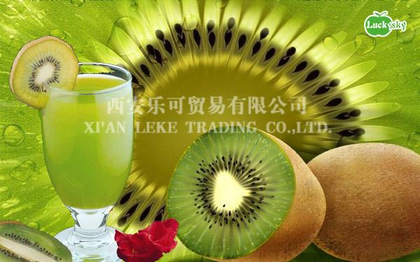 Kiwi  Puree Concentrate 30+/-2 brix.