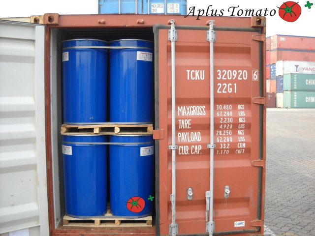 Drum tomato  paste, drum tomato puree, tomato paste in drum