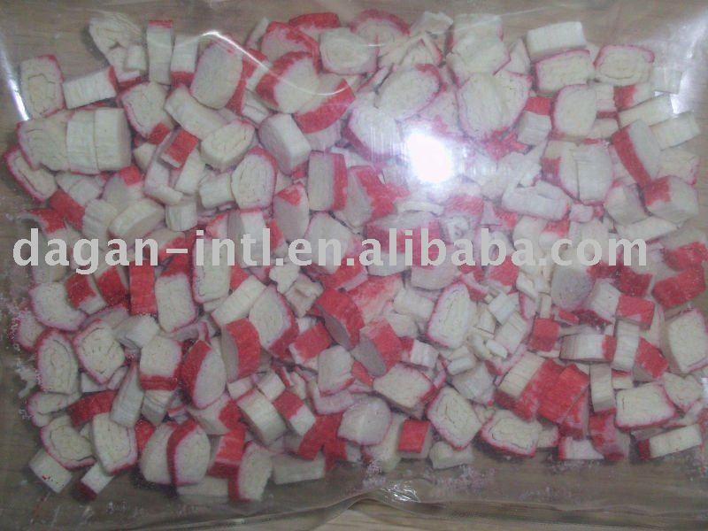 Freeze Dried surimi crab sticks