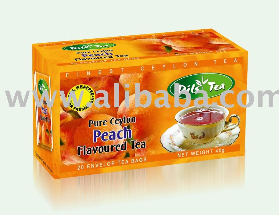 Dil's Peach Flavoured Tea