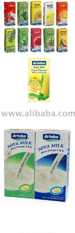 Drinho Corn Soya Milk
