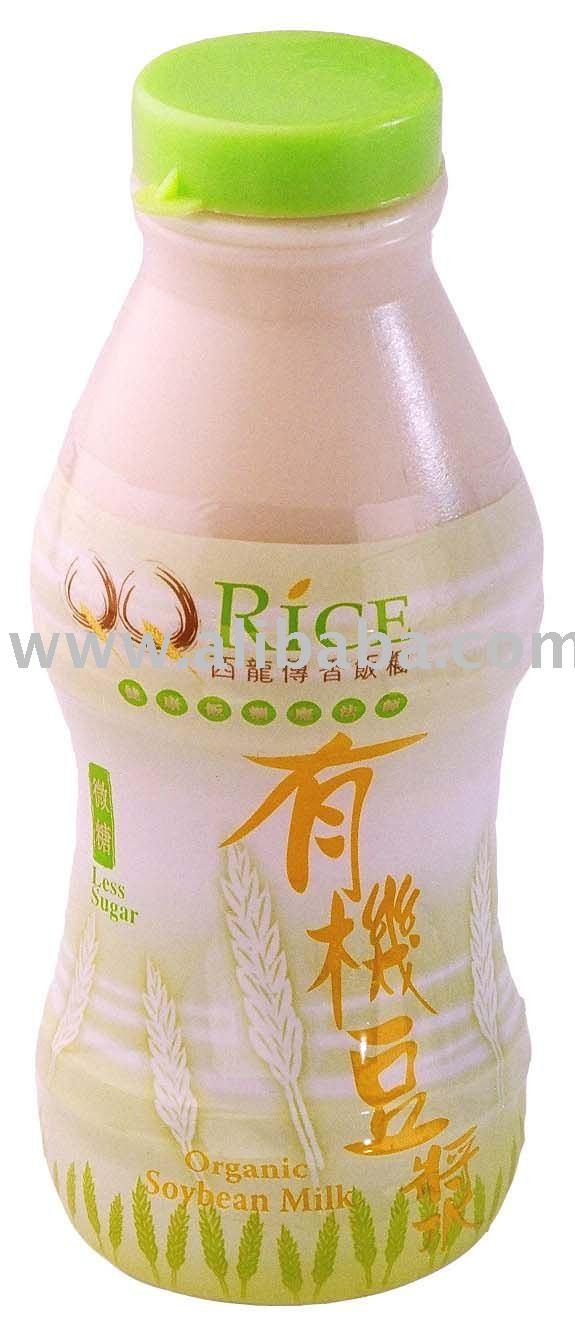 QQ Rice Organic Soybean Milk