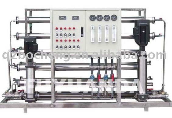 engetic water treatment equipment made in China